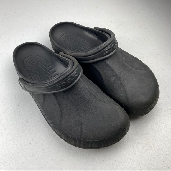 Crocs slip on clogs